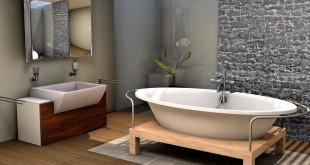 Strefa relaku w łazience