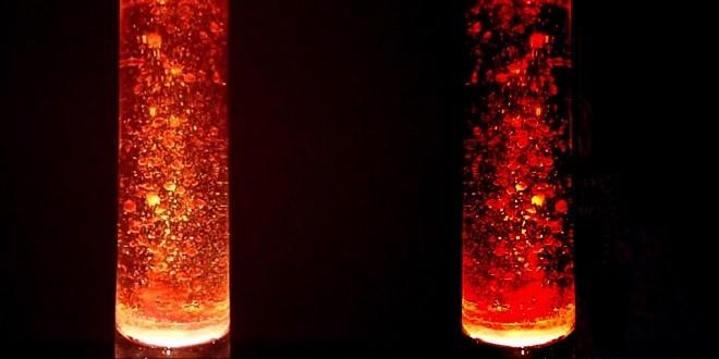 Jak zrobić lampę lava domowym sposobem?