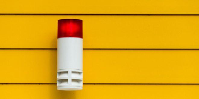 Instalacja alarmowa w domu