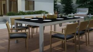 Stół ogrodowy Lissy
